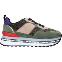 Cipők Női Rövid szárú edzőcipők Gold&gold B20 GA583 Zöld