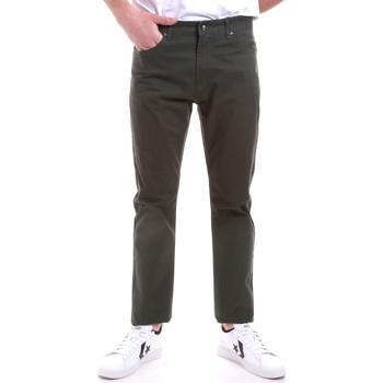 Ruhák Férfi Chino nadrágok / Carrot nadrágok Navigare NV53090 Zöld