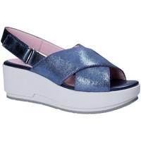 Cipők Női Szandálok / Saruk Stonefly 110333 Kék