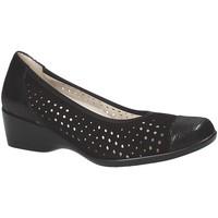Cipők Női Balerina cipők  Melluso R30520 Fekete