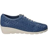 Cipők Női Bokacipők The Flexx C2501_28 Kék