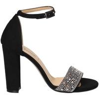 Cipők Női Szandálok / Saruk Grace Shoes 1388 Fekete
