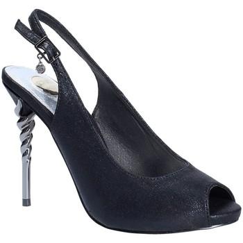 Cipők Női Félcipők Osey SA0554 Fekete