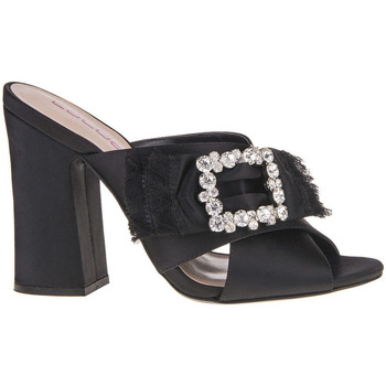 Cipők Női Papucsok Fornarina PE18GI2904 Fekete