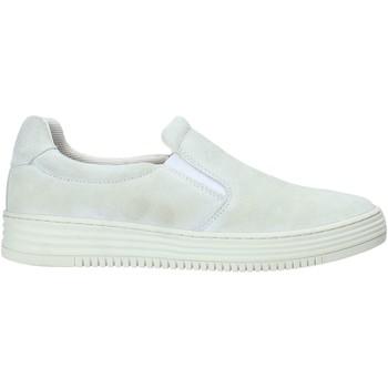 Cipők Női Belebújós cipők Mally M013 Fehér