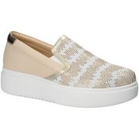 Cipők Női Belebújós cipők Exton E02 Rózsaszín