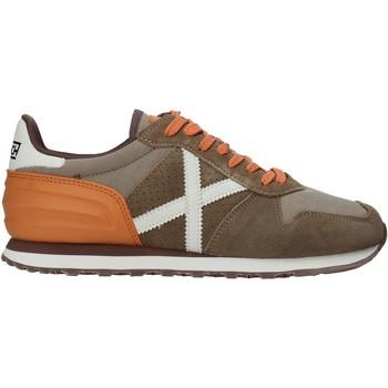 Cipők Férfi Rövid szárú edzőcipők Munich 8620388 Zöld