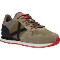 Cipők Férfi Rövid szárú edzőcipők Munich 8620390 Zöld