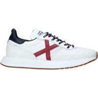 Cipők Férfi Rövid szárú edzőcipők Munich 8640025 Fehér