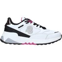 Cipők Női Rövid szárú edzőcipők Invicta CL02502A Fehér