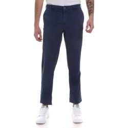 Ruhák Férfi Chino nadrágok / Carrot nadrágok Navigare NV55183 Kék