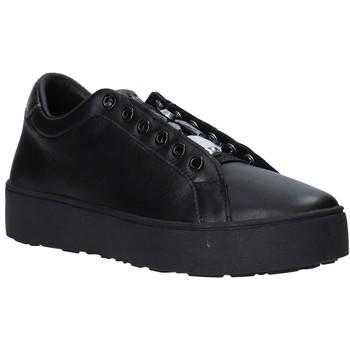 Cipők Női Rövid szárú edzőcipők Apepazza F0SLY06/LEA Fekete