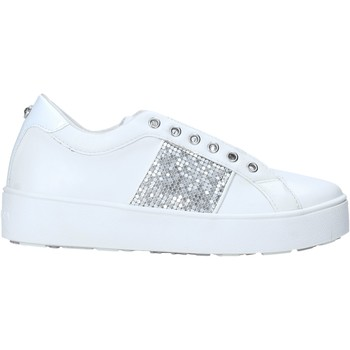 Cipők Női Rövid szárú edzőcipők Apepazza F0SLY11/MES Fehér