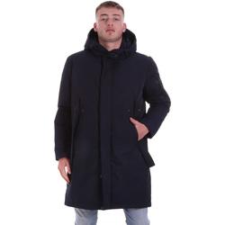 Ruhák Férfi Kabátok Antony Morato MMCO00691 FA600199 Kék