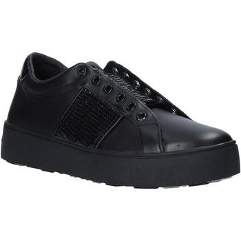 Cipők Női Rövid szárú edzőcipők Apepazza F0SLY11/MES Fekete