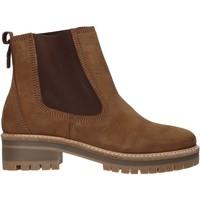 Cipők Női Bokacsizmák Docksteps DSW103501 Barna