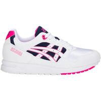 Cipők Női Rövid szárú edzőcipők Asics 1193A071 Fehér