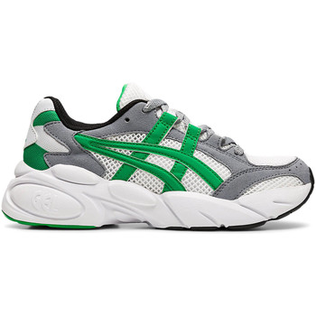 Cipők Gyerek Rövid szárú edzőcipők Asics 1024A024 Fehér