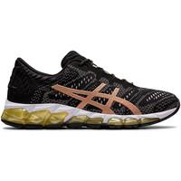 Cipők Női Rövid szárú edzőcipők Asics 1022A132 Fekete