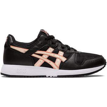 Cipők Gyerek Rövid szárú edzőcipők Asics 1194A063 Fekete