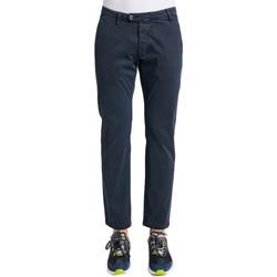 Ruhák Férfi Chino nadrágok / Carrot nadrágok Gaudi 021GU25037 Kék