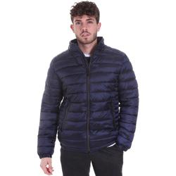 Ruhák Férfi Steppelt kabátok Sseinse GBI635SS Kék