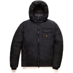 Ruhák Férfi Steppelt kabátok Refrigiwear RM0G12203NY0176 Fekete