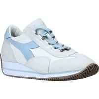 Cipők Női Rövid szárú edzőcipők Diadora 201156030 Fehér