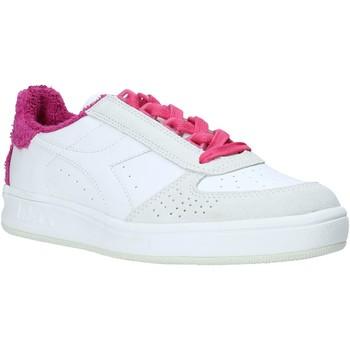 Cipők Női Rövid szárú edzőcipők Diadora 201171886 Fehér