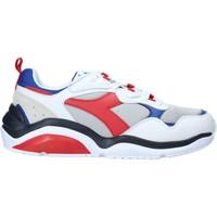 Cipők Férfi Rövid szárú edzőcipők Diadora 501174340 Fehér