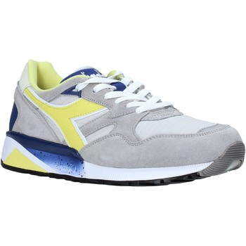 Cipők Férfi Rövid szárú edzőcipők Diadora 501173073 Szürke