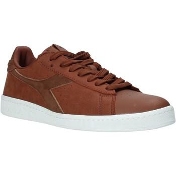 Cipők Női Rövid szárú edzőcipők Diadora 501.172.296 Barna