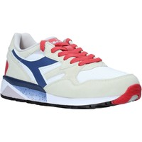 Cipők Férfi Rövid szárú edzőcipők Diadora 501173073 Fehér