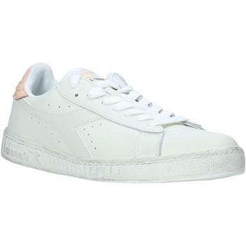 Cipők Férfi Rövid szárú edzőcipők Diadora 501160821 Fehér