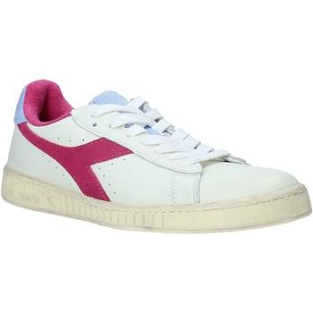 Cipők Női Rövid szárú edzőcipők Diadora 501176026 Fehér