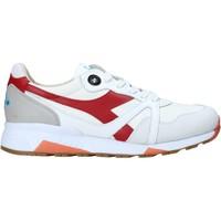 Cipők Férfi Rövid szárú edzőcipők Diadora 201.172.779 Fehér