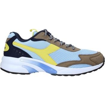 Cipők Férfi Rövid szárú edzőcipők Diadora 501175099 Kék