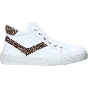 Cipők Gyerek Rövid szárú edzőcipők Grunland PO1499 Fehér