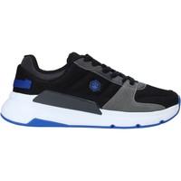 Cipők Férfi Rövid szárú edzőcipők Lumberjack SMA2111 001 Y89 Fekete