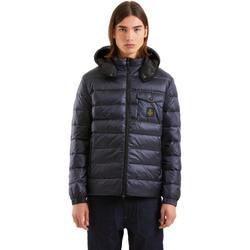 Ruhák Férfi Steppelt kabátok Refrigiwear RM5G06600NY9132 Kék