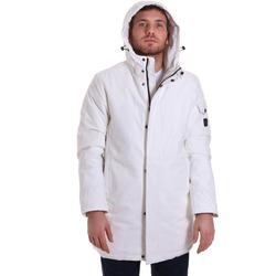 Ruhák Férfi Parka kabátok Refrigiwear RM8G09900XT2429 Fehér