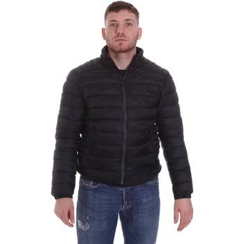 Ruhák Férfi Steppelt kabátok Sseinse GBI635SS Fekete