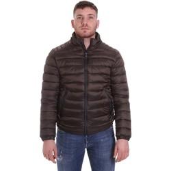 Ruhák Férfi Steppelt kabátok Sseinse GBI635SS Barna