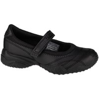 Cipők Lány Oxford cipők & Bokacipők Skechers Velocitypouty Fekete