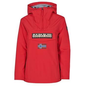 Ruhák Női Parka kabátok Napapijri RAINFOREST WINTER Piros