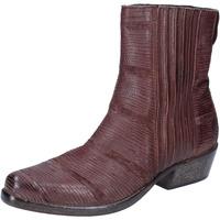 Cipők Női Bokacsizmák Moma BJ206 Barna