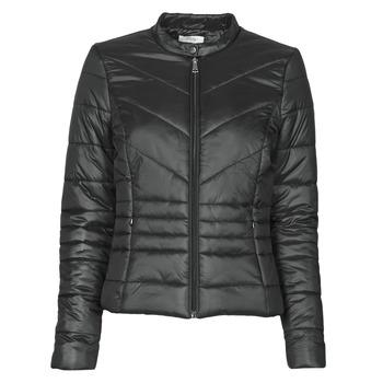 Ruhák Női Steppelt kabátok Betty London OSIS Fekete