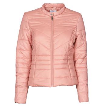 Ruhák Női Steppelt kabátok Betty London OSIS Rózsaszín
