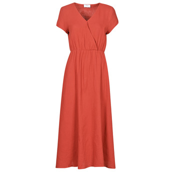 Ruhák Női Hosszú ruhák Betty London ODAME Terrakotta