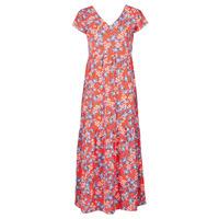 Ruhák Női Hosszú ruhák Betty London ODE Piros / Sokszínű